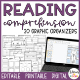 Reading Comprehension Graphic Organizers | Google Classroo