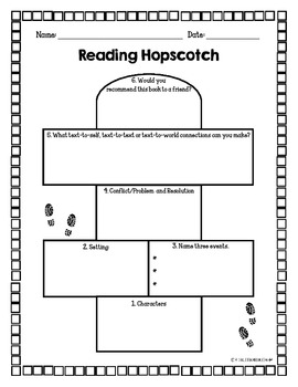 Reading Comprehension Graphic Organizers **Sample**