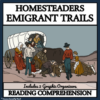 Reading Comprehension - Homesteaders and the Emigrant Trails