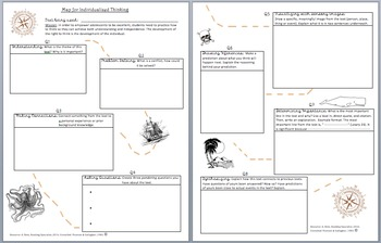 Reading Comprehension Improver! A resource tool for use with ANY text!