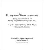 Reading Comprehension Instruction: Esquema/Hacer conexiones