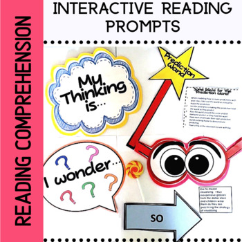 Reading Comprehension Activities Using Props