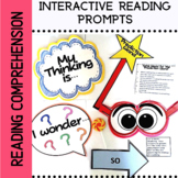Reading Comprehension Interactive Fun Using Props for K-1