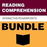 Reading Comprehension Interactive PowerPoint Bundle
