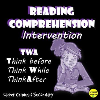 Reading Comprehension Intervention