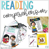 Reading Comprehension Journal