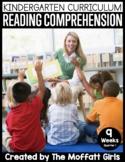 Reading Comprehension Kindergarten (Quarter 1)
