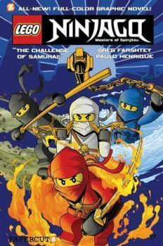 Reading Comprehension- Lego Ninjago: The Challenge Of Samukai