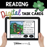 Reading Comprehension - Leprechaun and St. Patrick's Day R