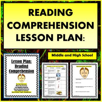 Reading Comprehension Lesson