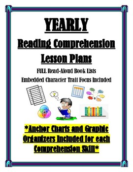 Reading Comprehension Lesson Plans FULL YEAR