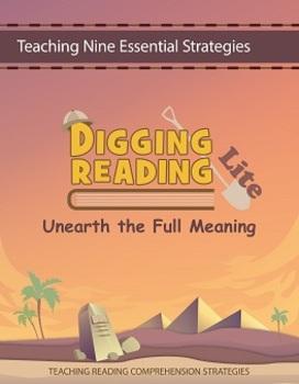 Reading Comprehension Lessons: Nine Essential Strategies