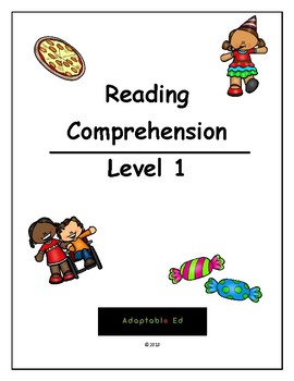 Reading Comprehension: Level 1