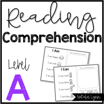 Reading Comprehension Level A