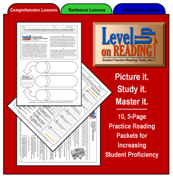 Reading Comprehension: Level Up on Reading