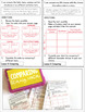 Reading Comprehension Literacy Center: Comparing- Included in Bundle #1