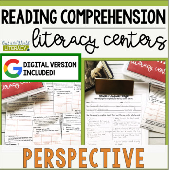 Reading Comprehension Literacy Center: Perspective