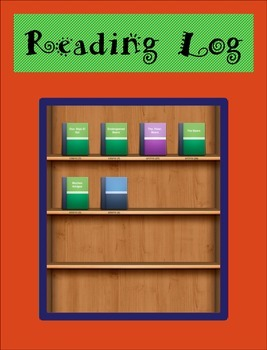 English Reading Comprehension Log