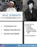 Reading Comprehension--Dr. Mae Jemison