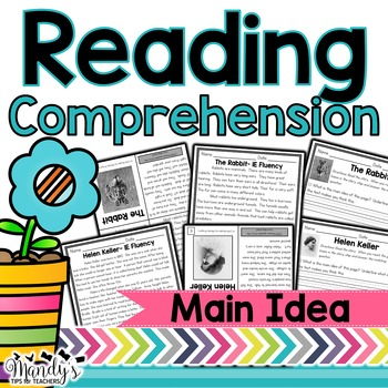Reading Comprehension: Main Idea