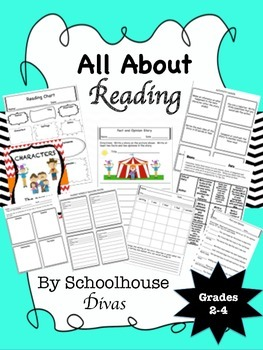 Reading Comprehension: Main Idea, Fact & Opinion, Cause & Effect and More!