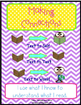 Reading Comprehension - Making Connections
