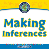 Reading Comprehension: Making Inferences - NOTEBOOK Gr. 3-8