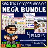 Reading Comprehension Mega Bundle