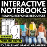 Reading Comprehension Graphic Organizers for Middle School