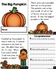 Reading Comprehension - Mini Readers for Fall