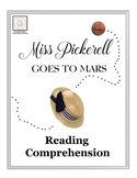 Reading Comprehension: Miss Pickerell Goes To Mars