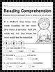 Reading Comprehension (Mother's Day)