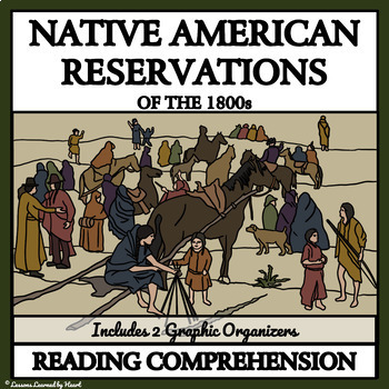 Reading Comprehension - Native Americans: Reservations and