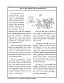 Reading Comprehension Nonfiction: Pok-a-Tok: Mayan Sport o