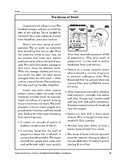 Reading Comprehension Nonfiction: The Sense of Smell