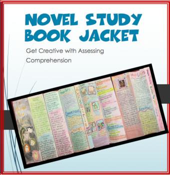 Reading Comprehension: Novel Study Book Jacket