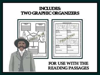 Reading Comprehension - Old West Lawmen: Wild Bill Hickok and Bass Reeves