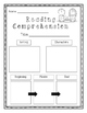 Reading Comprehension Forms