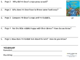Reading Comprehension- Oxford Reading Tree Level 9 Mr Rabbit The Farmer