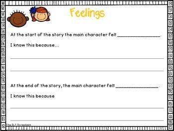 Reading Comprehension Worksheets- No Prep.