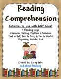 Reading Comprehension Pack