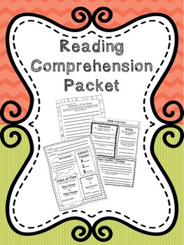 Reading Comprehension Packet