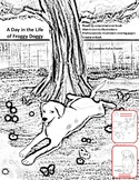 Reading Comprehension Packet - A Day In The Life Of Froggy Doggy