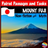 Reading Comprehension Paired Texts & Activities: Myths and Informational