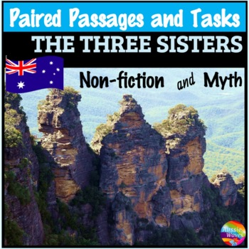 Reading Myths & Informational about World Heritage Sites Australia Three Sisters