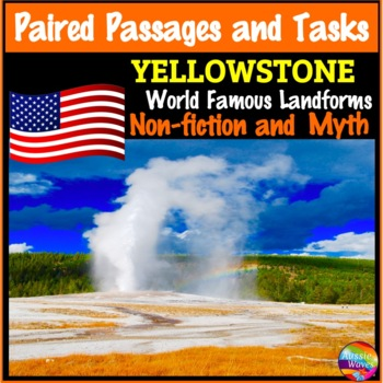 Reading Comprehension Paired Texts and  Activities: Myths and Informational