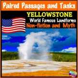Myths and Informational Text Reading World Heritage Sites Yellowstone River