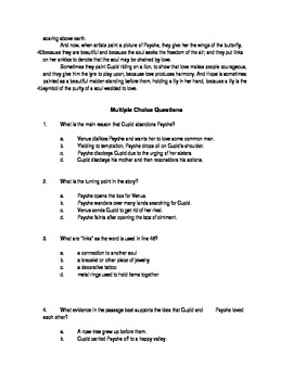 Reading Comprehension Passage A Butterfly Story