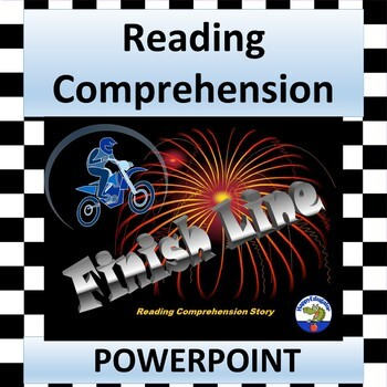 Reading Comprehension Passage PowerPoint - Interactive Story