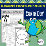 Reading Comprehension Passage & Questions: Earth Day